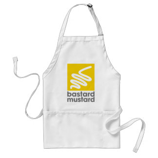 Bastard Mustard Standard Apron