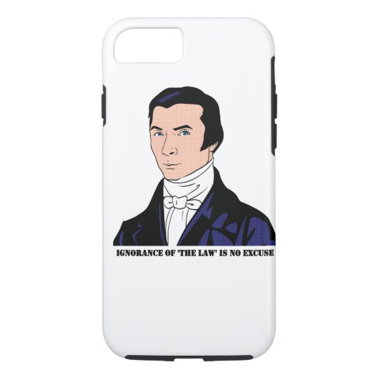 Bastiat iPhone Case