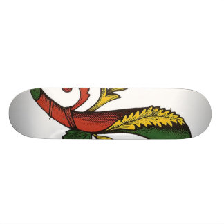 Bastone skateboard