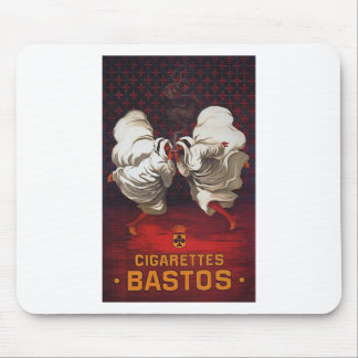 Bastos old advertising mouse pad
