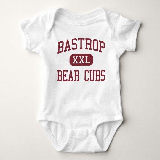 Bastrop - Bear Cubs - Middle - Bastrop Texas Baby Bodysuit