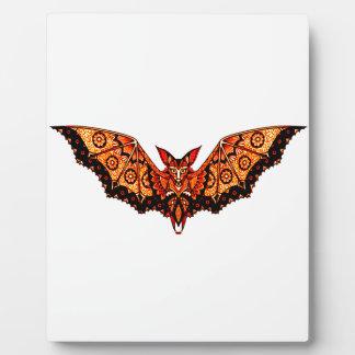 Bat 1 plaque