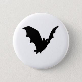 Bat 2 Inch Round Button