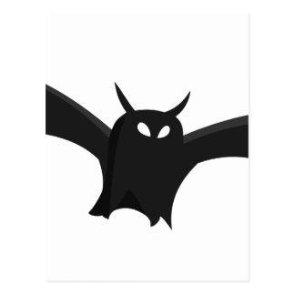 Bat #2 postcard