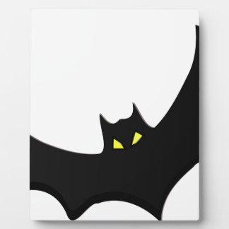 Bat #3 plaque