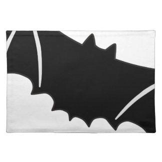 Bat #5 placemats