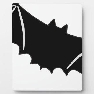 Bat #5 plaque