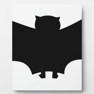 Bat #6 plaque