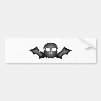 Bat #7 bumper sticker