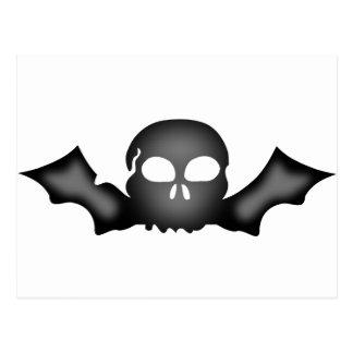 Bat #7 postcard