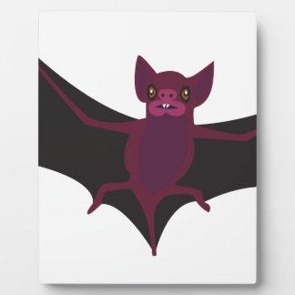 Bat #9 plaque