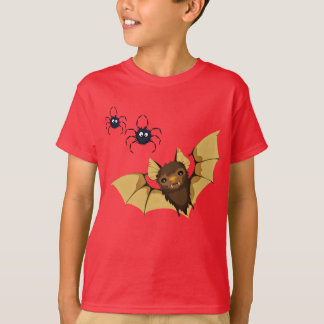 Bat and Spiders T-Shirt