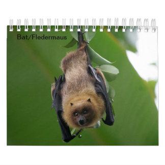 /Bat asked as calendar