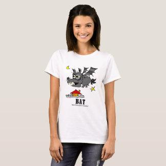Bat by Lorenzo Women's T-Shirt