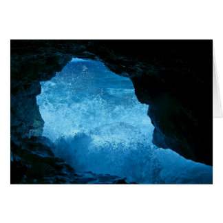 Bat Cave Card