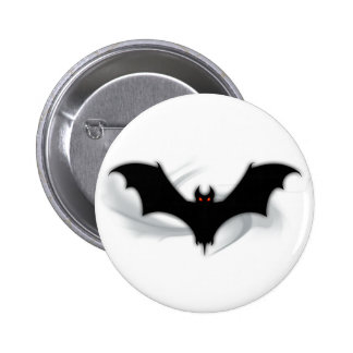 Bat Demon Pinback Button