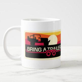 BaT FJ40 Sunset Mug