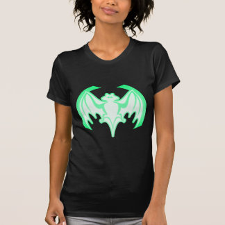 Bat Green Inv The MUSEUM Zazzle Gifts T-Shirt