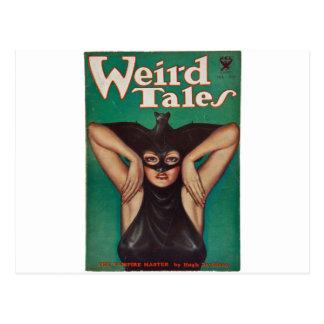 Bat Head Postcard