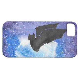 Bat In Flight iPhone 5 Cases