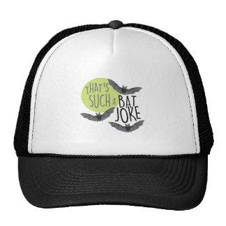 Bat Joke Trucker Hat