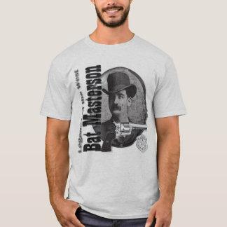 Bat Masterson Legendary Lawman Deluxe T shirt