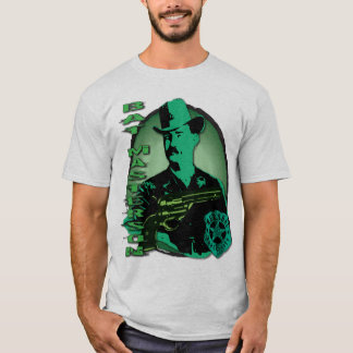 Bat Masterson Legendary Lawman T-Shirt