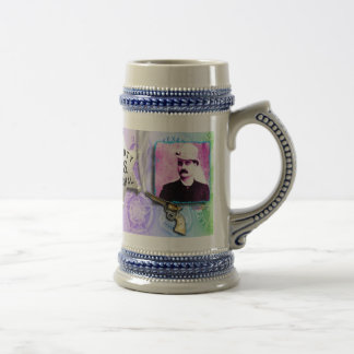 Bat Masterson Pop Art Cups & Mugs