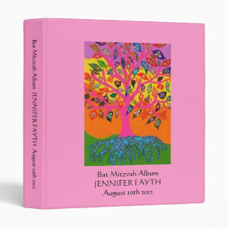 Bat Mitzvah Album - Tree of Life Binders