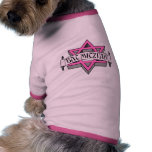 Bat mitzvah manteau pour chien