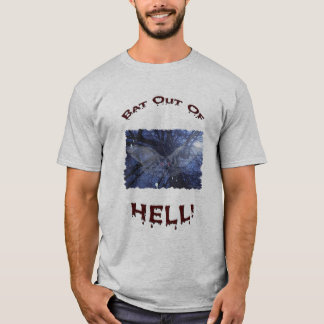 """Bat Out Of Hell"" Tees"
