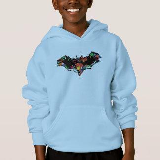 Bat paint splash Kids' Hanes ComfortBlend® Hoodie