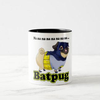 Bat Pug Mug