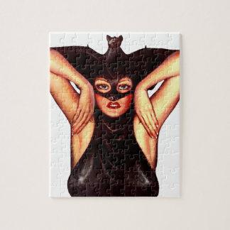 Bat Queen Jigsaw Puzzle