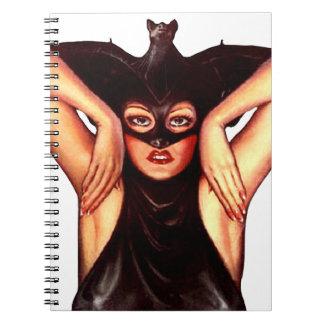 Bat Queen Notebooks