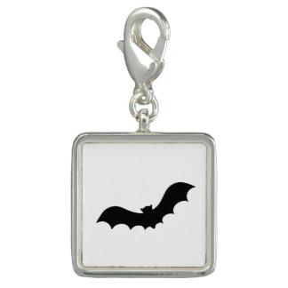 Bat Silhouette Charm