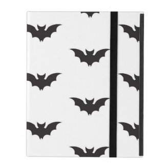 Bat Silhouette iPad case