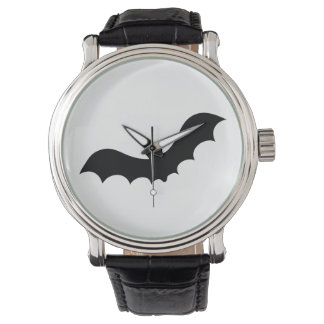 Bat Silhouette Watch