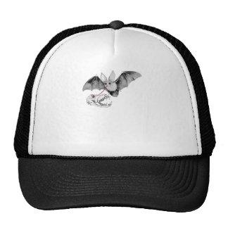 Bat Skull Trucker Hat