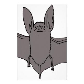 Bat Stationery