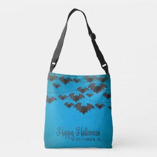 Bat string crossbody bag