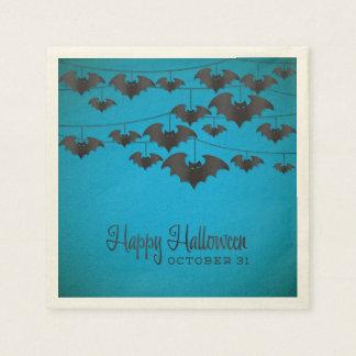 Bat string paper napkins