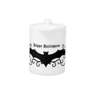 Bat swirls Halloween