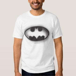 Bat Symbol - Batman Logo Halftone Tshirt