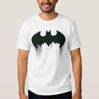 Bat Symbol - Batman Logo Spraypaint Tshirts