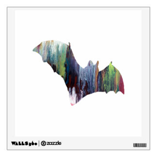 Bat Wall Decal