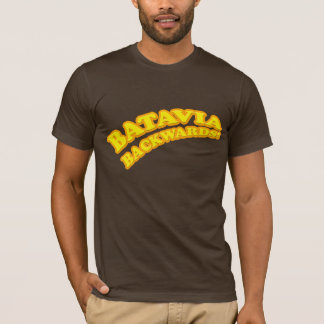 Batavia Backwards T-Shirt