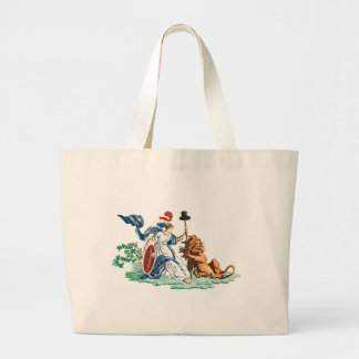 Batavian Republic Jack (1797-1806) Large Tote Bag