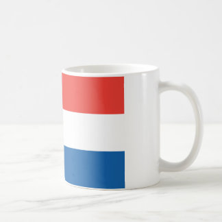 Batavian Republic Naval Ensign (1796-1806) Coffee Mug