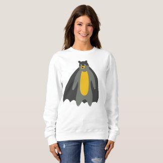 Batbear – funny superhero bear sweatshirt